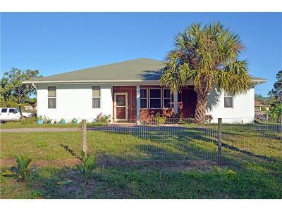 Vero Beach Single Family Home For Sale: 7946 106th Avenue