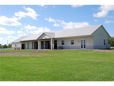 Vero Beach Single Family Home For Sale: 7745 Polo Square