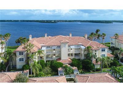 Vero Beach Condo/Townhouse For Sale: 5360 Harbor Village Drive #102