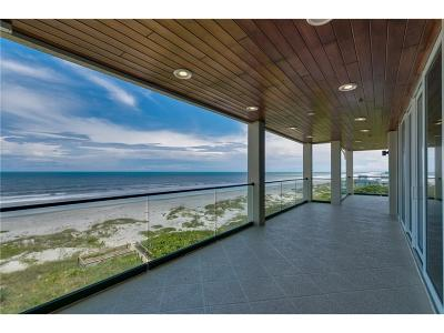 Vero Beach Condo/Townhouse For Sale: 950 Conn (4091 Ocean Dr.) Way #Penthous