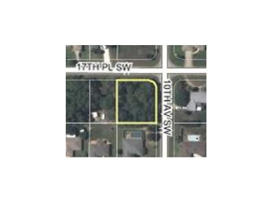 Vero Beach Residential Lots & Land For Sale: 9036 101st Ave Avenue