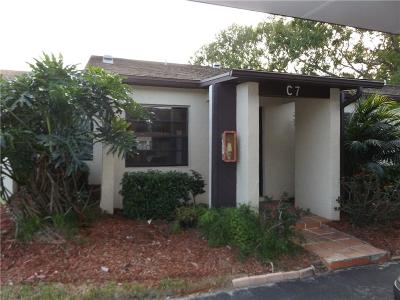Fort Pierce Condo/Townhouse C-Backups Requested: 6008 Indrio, C-7 Road #7