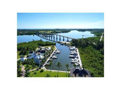 Vero Beach Residential Lots & Land For Sale: 17 Marsh Island Drive #17