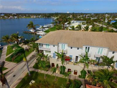 Fort Pierce Condo/Townhouse For Sale: 1575 Bow Line Road