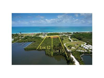 Vero Beach Residential Lots & Land For Sale: 2175 S Highway A1a