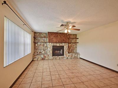 Fort Pierce Single Family Home For Sale: 7007 Plumosa Lane