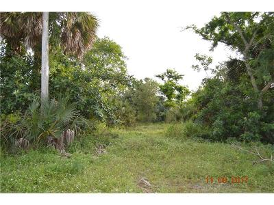 Vero Beach Residential Lots & Land For Sale: 2755 47th Place