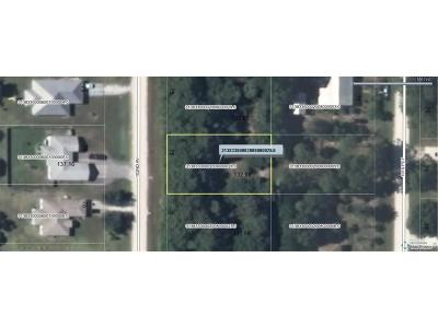 Vero Beach Residential Lots & Land For Sale: 8246 102nd Avenue