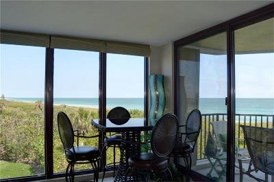Condo/Townhouse For Sale: 4400 N Highway A1a #3N