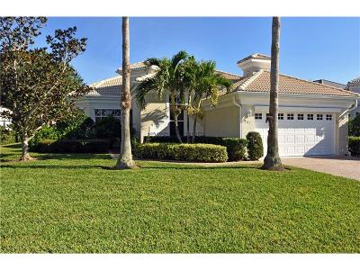 Island Club Of Vero Single Family Home For Sale: 951 Island Club Square
