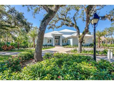 Indian River Shores Single Family Home For Sale: 120 Island Sanctuary