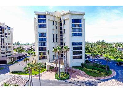 Fort Pierce Condo/Townhouse For Sale: 2400 S Ocean Drive #4392