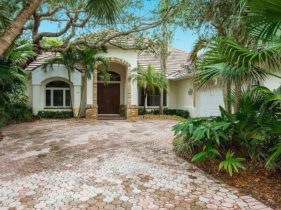 Vero Beach Single Family Home For Sale: 130 N White Jewel Court