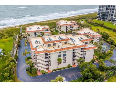 Fort Pierce Condo/Townhouse For Sale: 4100 N Hwy A1a #315