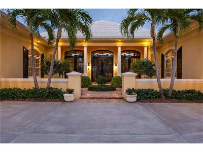 Vero Beach Single Family Home For Sale: 540 White Pelican Circle