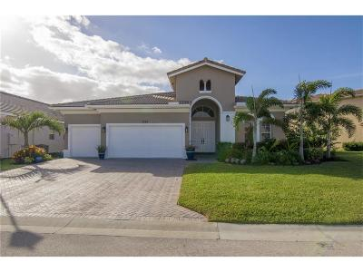 Vero Beach Single Family Home For Sale: 1745 Belmont Circle SW