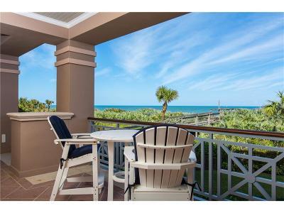 Vero Beach Condo/Townhouse For Sale: 90 Beachside Drive #101