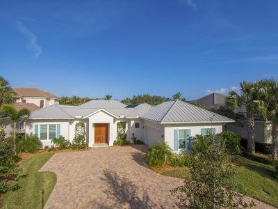 Indian River Shores Single Family Home For Sale: 225 Estuary Drive