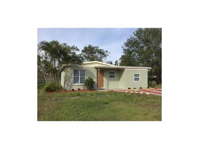 Indian River County Single Family Home For Sale: 269 26th Avenue