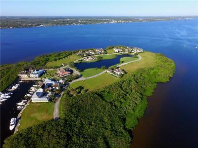 Vero Beach Residential Lots & Land For Sale: 9250 E Marsh Island Drive