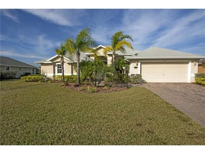 Vero Beach Single Family Home For Sale: 1225 South Lakes Way SW