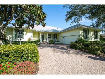 Vero Beach Single Family Home For Sale: 740 Summerwood Lane SW