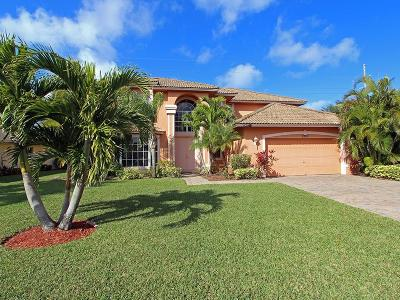 Vero Beach Single Family Home For Sale: 2250 3rd Place