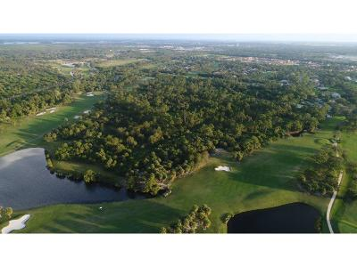 Vero Beach Residential Lots & Land For Sale: 6001 Clubhouse Drive