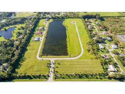 Vero Beach Residential Lots & Land For Sale: 1020 Camelot Way