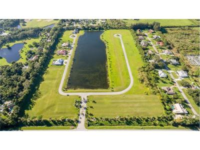 Vero Beach Residential Lots & Land For Sale: 1075 Camelot Way