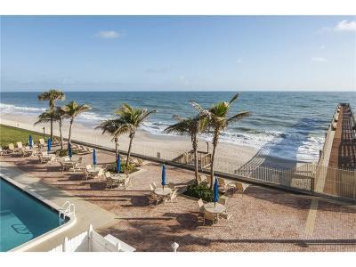 Vero Beach Condo/Townhouse For Sale: 4800 Highway A1a #306
