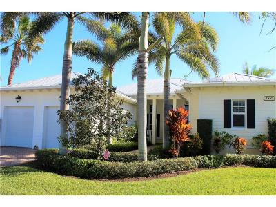 Vero Beach Single Family Home For Sale: 2887 St Barts Square