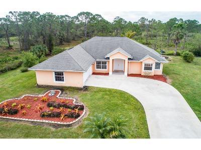 Sebastian Single Family Home For Sale: 171 Englar Drive