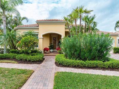 Vero Beach Single Family Home For Sale: 9535 E Maiden Court
