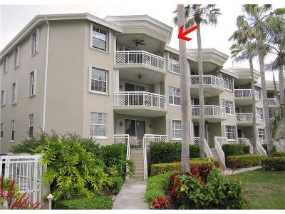 Vero Beach Condo/Townhouse For Sale: 940 Turtle Cove Lane #311