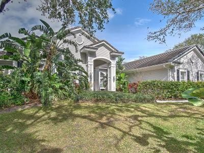 Indian River Shores Single Family Home For Sale: 120 Chiefs Trail
