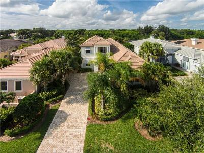 Vero Beach Single Family Home For Sale: 1105 Nautical Way