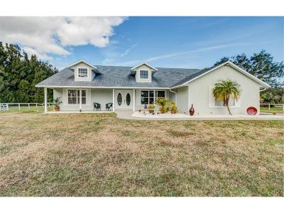 Vero Beach Single Family Home For Sale: 7090 77th Street