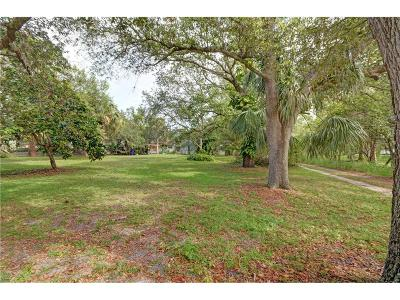Sebastian Single Family Home For Sale: 11390 S Indian River Drive