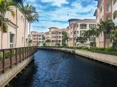 Vero Beach Condo/Townhouse For Sale: 5342 W Harbor Village Drive #201