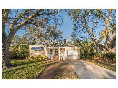 Vero Beach Single Family Home For Sale: 2233 17th Avenue