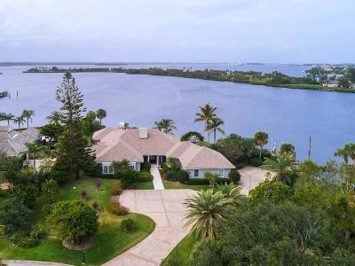 Vero Beach Single Family Home For Sale: 1840 Cutlass Cove Drive