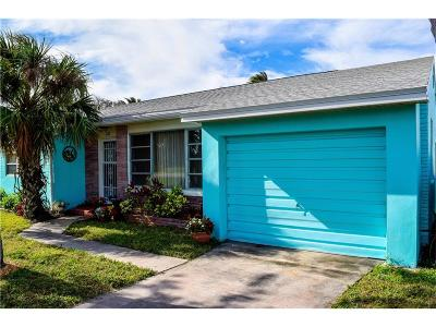 Fort Pierce Single Family Home For Sale: 241 Fernandina Street