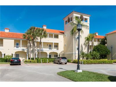 Vero Beach Condo/Townhouse For Sale: 5040 Harmony Circle #207