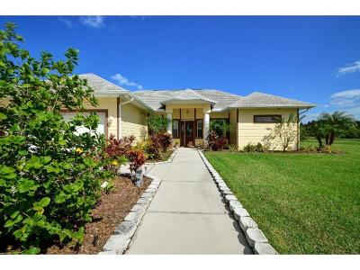Vero Beach Single Family Home For Sale: 7800 Homestead Drive
