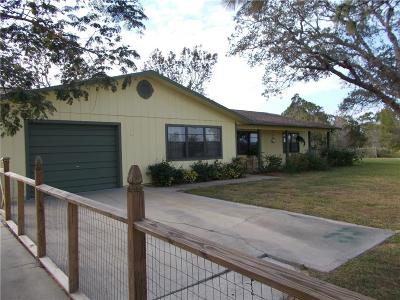 Sebastian Single Family Home For Sale: 8230 Capewell Court