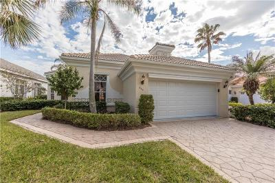 Vero Beach Single Family Home For Sale: 844 Island Club