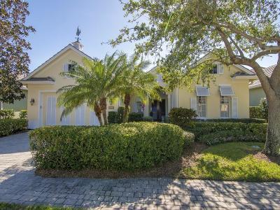 Vero Beach Single Family Home For Sale: 2081 Autumn Lane