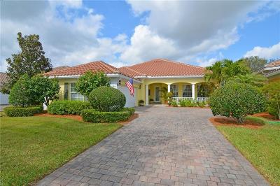 Vero Beach FL Single Family Home For Sale: $365,000