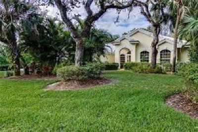 Indian River Shores FL Single Family Home For Sale: $699,000